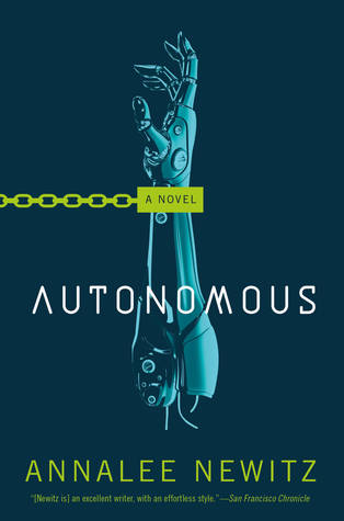 autonomous annalee newitz book covers