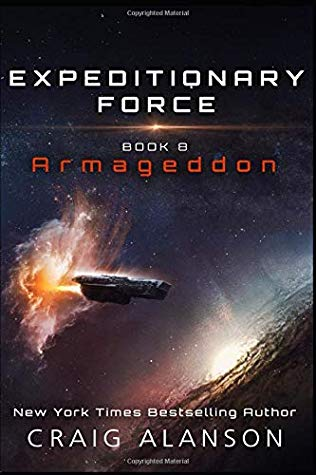 armageddon expeditionary force craig alanson sci-fi