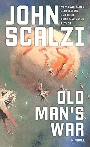 John Scalzi Old Mans War sci fi book review